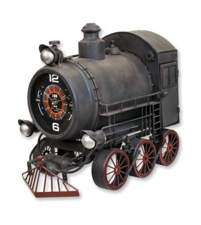 Relógio de locomotiva