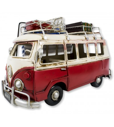 Furgoneta Volkswagen T1 con toldo