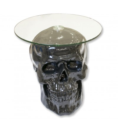 Skull table -Black-