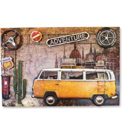 Van Volkswagen T2 vintage box