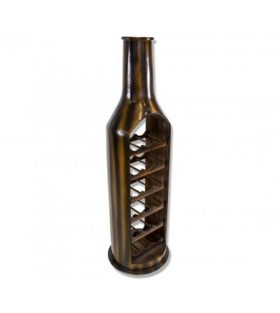 Botellero botella de vino de madera
