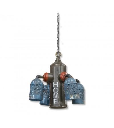Lâmpada de teto industrial