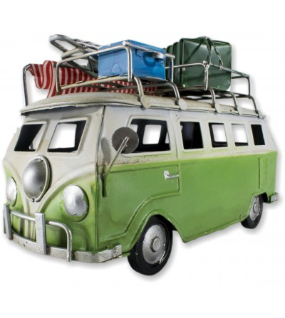 Volkswagen T1 van with awning