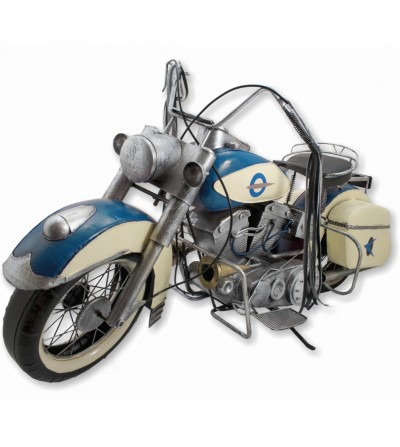 Moto Harley Davidson décorative