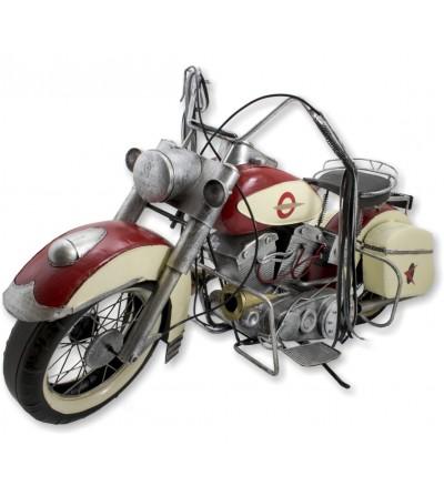 Decorative Harley Davidson motorcycle