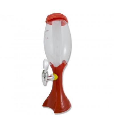 Getränkehahnspender mit Kühler