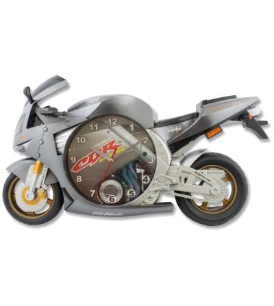 Relógio Honda cbr 600rr cinza para motocicleta