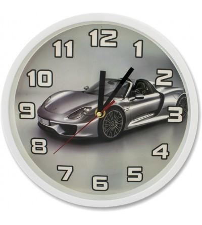 Orologio da parete per auto sportive
