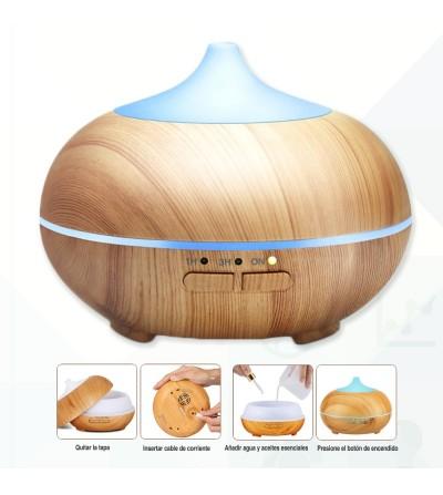 Zen humidifier