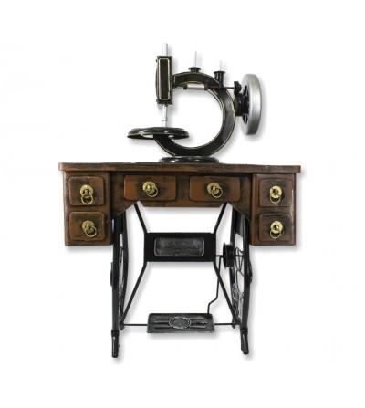 Máquina de coser decorativa
