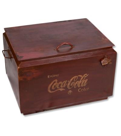 Coca Cola Vintage Metallbox