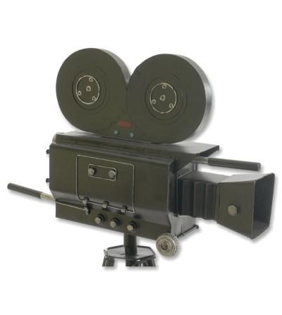 Vídeo de câmera de filme vintage