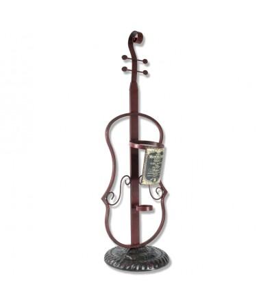 Portabottiglie per violino