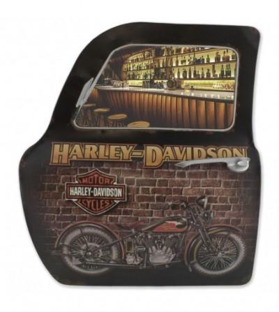 Harley-Davidson door mirror