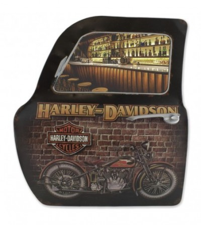 Espejo puerta Harley-Davidson