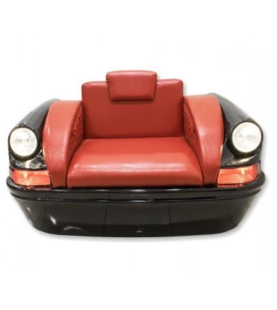 Canapé Porsche noir