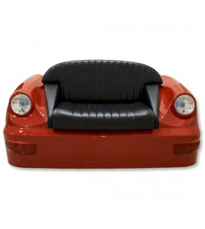 Red Porsche Sofa