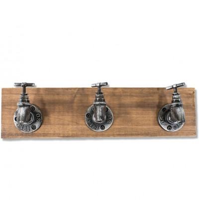Appendiabiti 3 rubinetti
