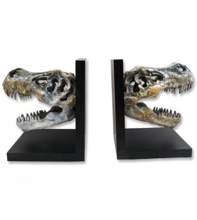 Sujetalibros dinosaurio