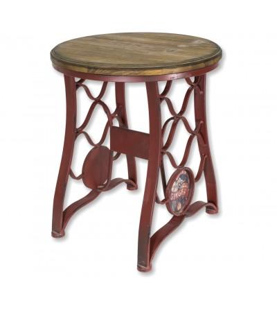 Vintage Singer stool