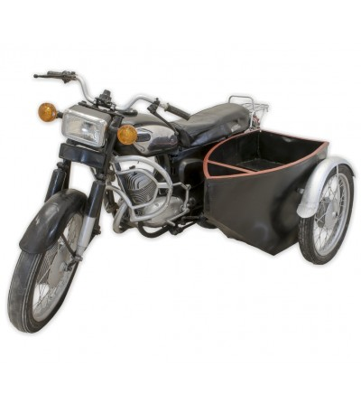 Decorative Honda sidecar motorcycle