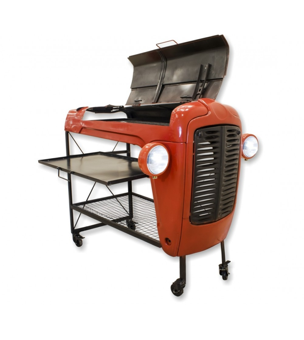 Barbecue Tractor