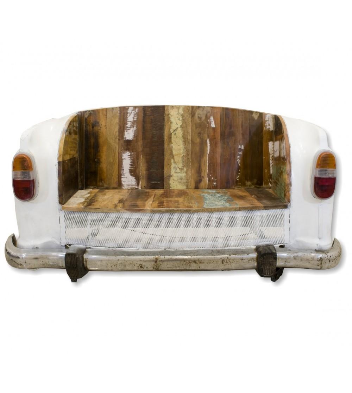 Sofá coche vintaje