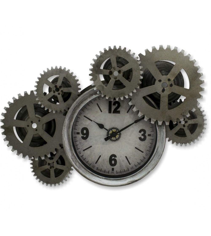 Reloj engranajes industrial