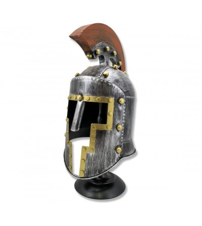 Casque de guerrier romain