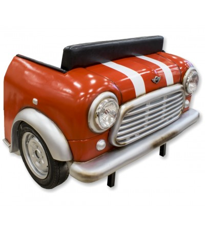 Sofa frontal Mini Cooper