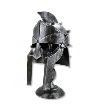 Capacete de guerreiro romano