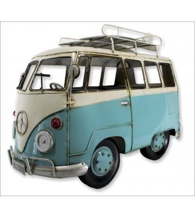 Furgoneta Volkswagen T1 metálica