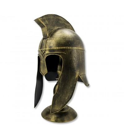 Spartanischer Kriegerhelm