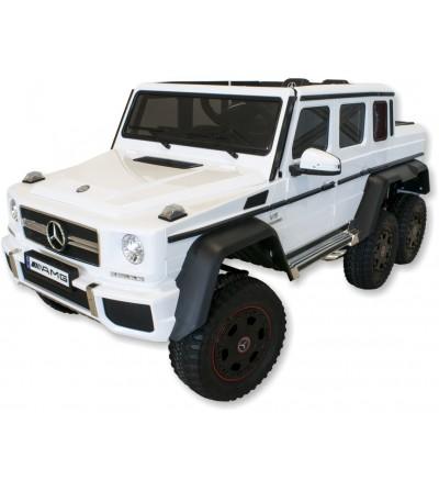 Fuoristrada elettrico Mercedes G63