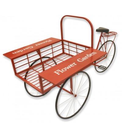 Fioriera triciclo