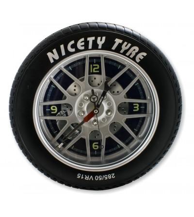Relógio pneumático