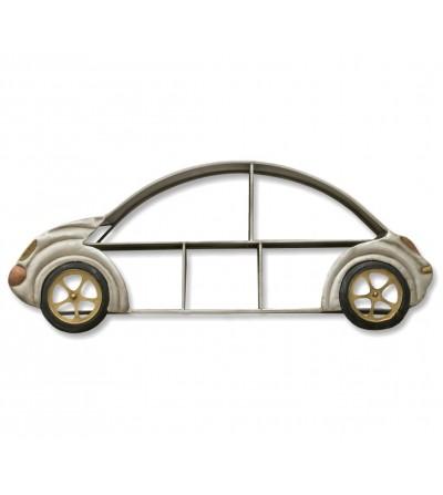 Mensola Silver Beetle