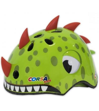 Children's dinosaur helmet